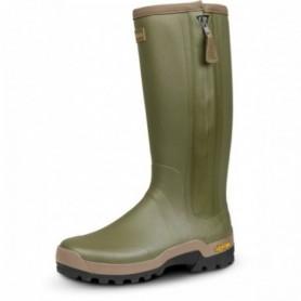 Harkila Orton Zip Boots (Dark olive)
