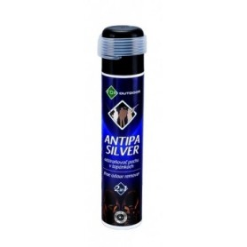 Shoe odour remover with orange oil and active silver ANTIPA