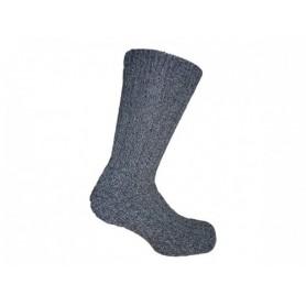 Socks Pluschsohle Norweger