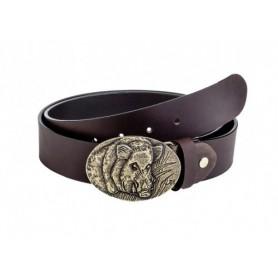 """Belt """"Wild Boar"""" 105 - 120 cm"""