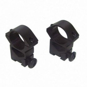 Mounting rings ZOS 310 (D-25 mm/10 mm)