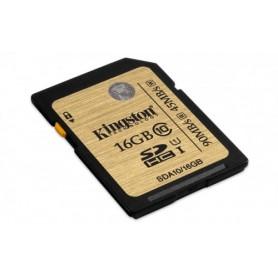 Memory Card Kingston 16 GB SDHC C10 UHS-I SDS