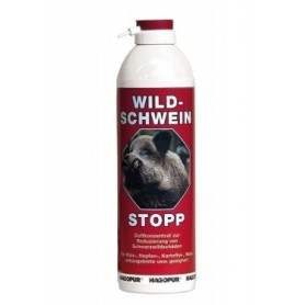 HAGOPUR Wild Boar Stop