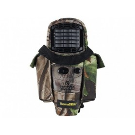 MOSQUITO REPELLER HOLSTER WITH CLIP