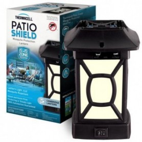 Patio Sheild Cambridge Lantern Mosquito Repeller Thermacell MR-9