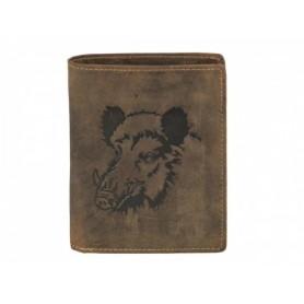 Wallet GREENBURRY 1701-Wild Boar-25