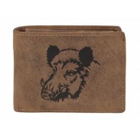 Wallet GREENBURRY 1705-Wild Boar-25