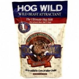 Wild hog attractant