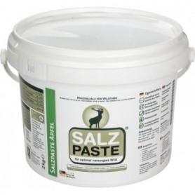 Apple salt paste