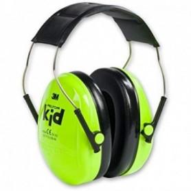 3M™ PELTOR KIDS Earmuffs (green)