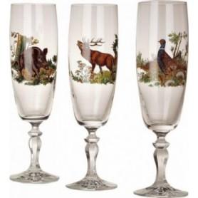 Champagne Glass Set 6 pcs (220 ml)
