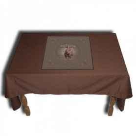 Tablecloth with Deer Motif (210x140 cm)