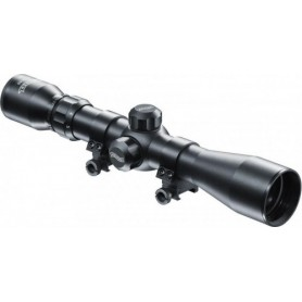 Rifle scope with mounts WALTHER 3-9x40