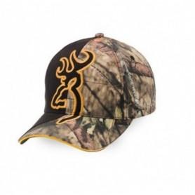 Browning cap Big BM & Camo Mobuc