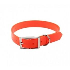 Biothane Beta Dog Collar orange BO60025
