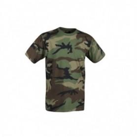 Classic army T-shirt Woodland