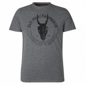 Seeland Key-Point t-shirt (Grey melagne)