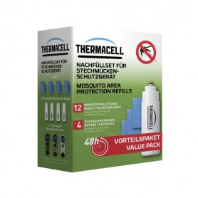 ThermaCELL Mosquito Repellent Refills, 1 set for 48 hours