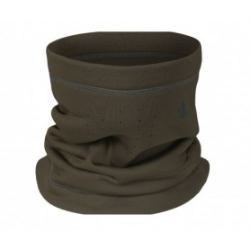 Seeland Neck gaiter / roll collar (Pine green) One size