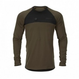 Underwear L/S t-shirt Harkila Heat (Willow green/Black)
