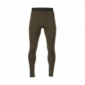 Underwear bottom HARKILA Heat Long (Willow green/Black)