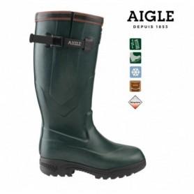 Rubber boots Aigle Parcours 2 Siberie Green
