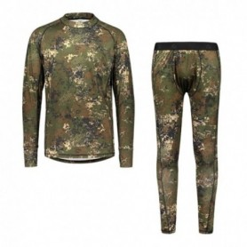 Alaska CoolDry Ms Base Layer Top + Bottom, BlindTech Invisible