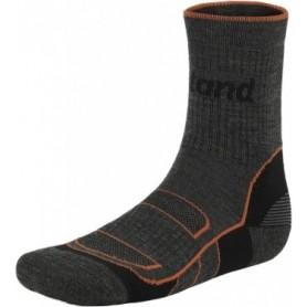 Socks Seeland Forest grey/black