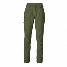 Trousers CHEVALIER River Woman Pine Green