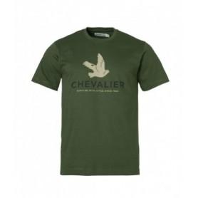 T-shirt CHEVALIER Shaw Men Pine Green