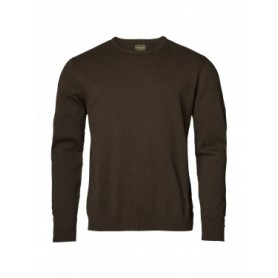 Sweater Chevalier Gaup Cotton Men RN Brown