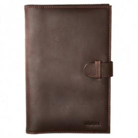 Leather document Cover HARKILA