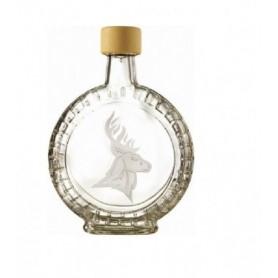 Brandy bottle with deer KOZAP 11/2