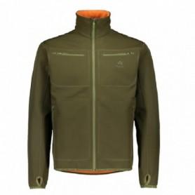 Jacket  Alaska Kodiak Ms Reversible Green/Orange