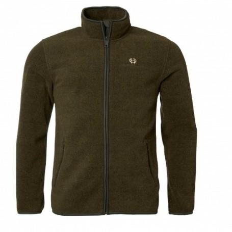 Fleece Jacket Mainstone Autumn Green