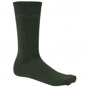 Socks Chevalier Liner Dark Green
