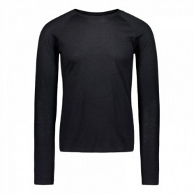 Base Layer shirt Alaska Merino Ms top for men, Graphite