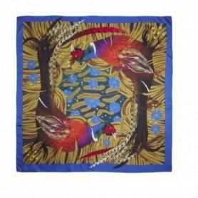Silk Scarf Chevalier Magical Pheasant